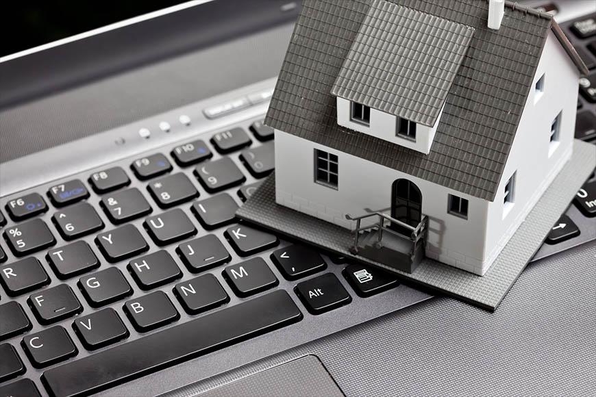 طراحی سایت املاک حرفهای (کیمه)  با امکانات فراوان