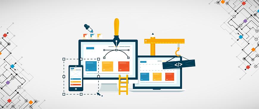 طراحی حرفهای وبسایت